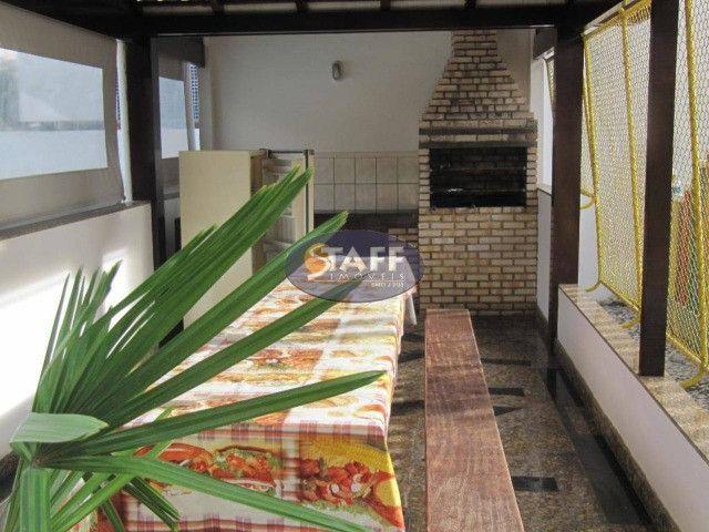 AZ-Apartamento com 3 quartos, 93 m², aluguel por R$ 2.800/mês-Centro-Cabo frio/RJ(AP0651) - Foto 14
