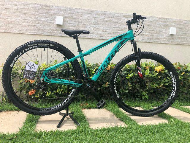 Bike 29 tam. 15 cambios shimano