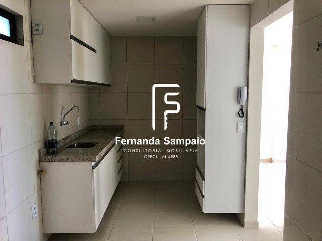 Venda Apartamento 3 Quartos Completo de móveis fixos em Maceió - Foto 16