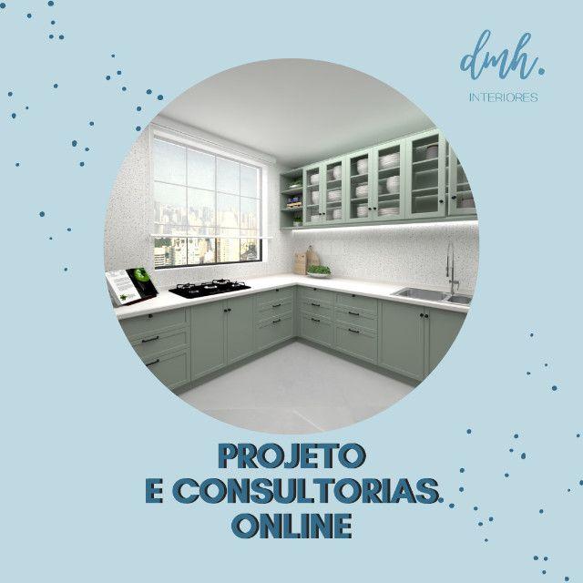 Projetos e Consultorias Online