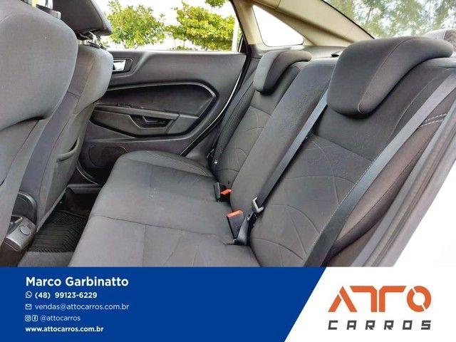Fiesta Sedan 1.6 16V Flex Aut. - Foto 10