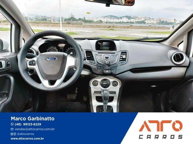 Fiesta Sedan 1.6 16V Flex Aut. - Foto 11