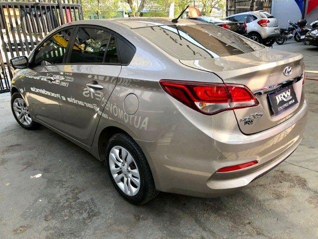 Hyundai Hb20s Comfort Plus 1.0 Manual Flex 2019 Impecável !!! Pneus novos !! - Foto 8