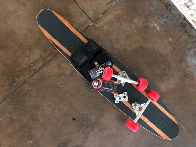SKATE longboard SECTOR 9 - Foto 2