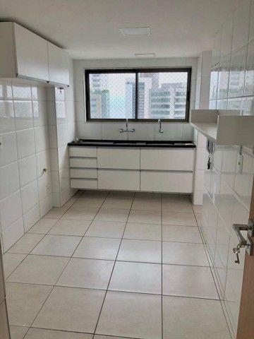 Ak.Apartamento Vista para o Mar do Pina,152M²,3 Suítes,Móveis Fixos. - Foto 10