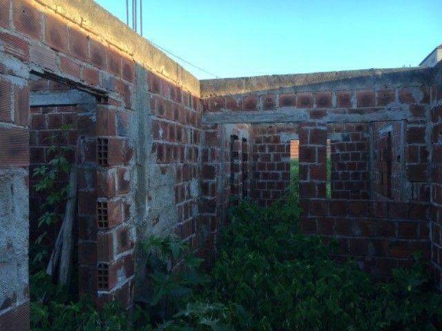 Terreno com casa em construção em ponto de laje  - Foto 11
