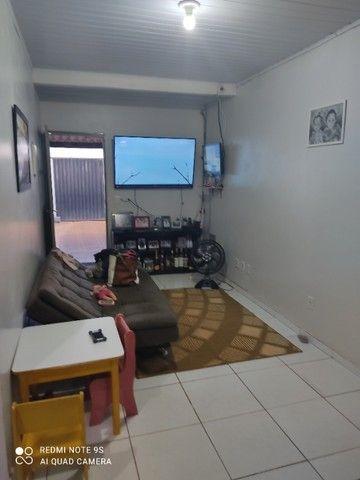 vso linda casa de alvenaria 3 qtos, toda murada, otimo preço R$ 160,000,00 - Foto 17