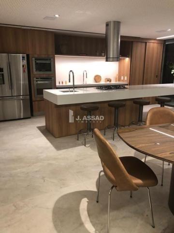 Apartamento à venda com 4 dormitórios em Cabral, Curitiba cod:AP0100 - Foto 10