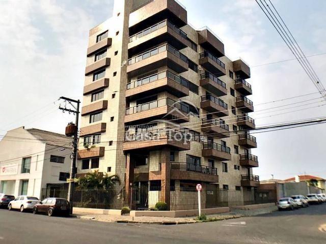 Apartamento à venda com 4 dormitórios em Nova russia, Ponta grossa cod:2500