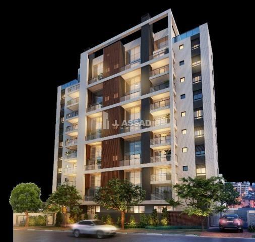 Apartamento à venda com 3 dormitórios em São francisco, Curitiba cod:AP0205 - Foto 3
