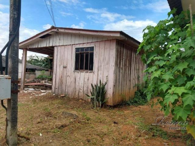 Terreno à venda, 215 m² por R$ 65.000,00 - Centro - Morretes/PR - Foto 2