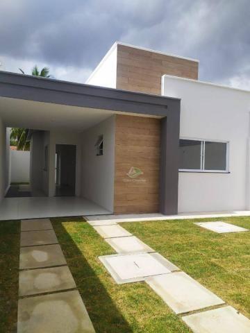 Casa com 2 dormitórios à venda, 71 m² por R$ 189.000,00 - Timbu - Eusébio/CE