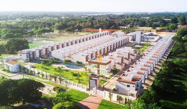 Casa com 3 dormitórios à venda, 95 m² por R$ 350.000,00 - Mangabeira - Eusébio/CE - Foto 2