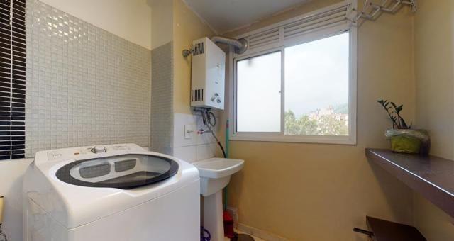 Apartamento à venda com 3 dormitórios em Jardim carvalho, Porto alegre cod:155827 - Foto 14