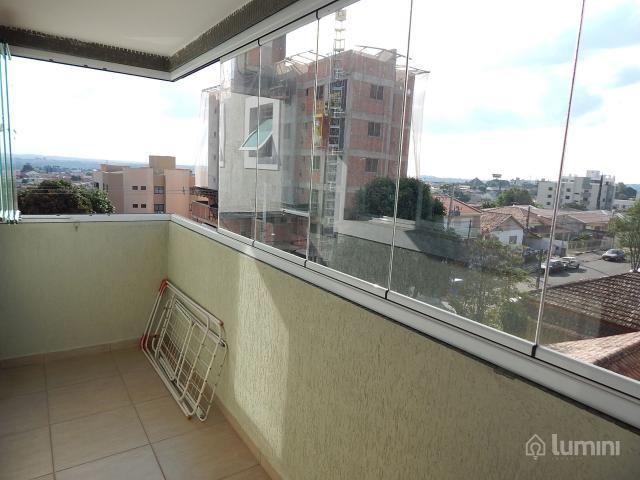 Apartamento à venda com 3 dormitórios em Estrela, Ponta grossa cod:A528 - Foto 18