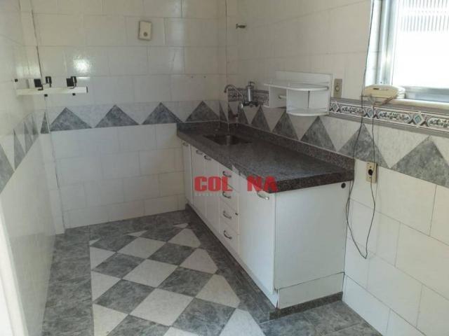 Apartamento com 2 dormitórios para alugar, 45 m² por R$ 1.000,00/mês - Santa Rosa - Niteró - Foto 16