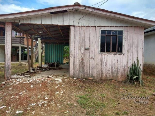 Terreno à venda, 215 m² por R$ 65.000,00 - Centro - Morretes/PR - Foto 3