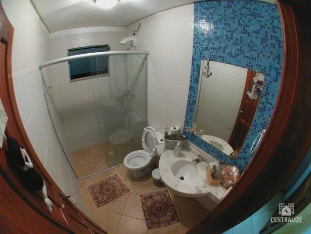 Casa de condomínio à venda com 4 dormitórios em Nova russia, Ponta grossa cod:423 - Foto 14