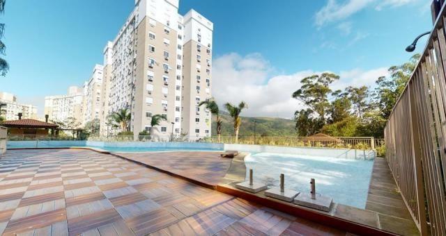 Apartamento à venda com 3 dormitórios em Jardim carvalho, Porto alegre cod:155827 - Foto 2