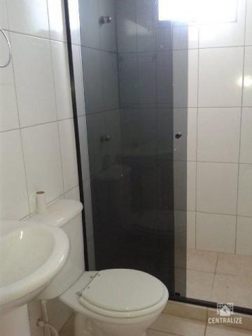 Apartamento à venda com 2 dormitórios em Estrela, Ponta grossa cod:365 - Foto 12