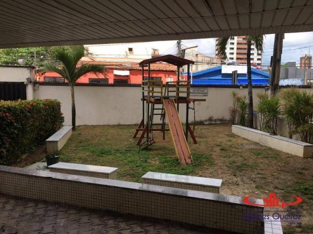 Apartamento com 3 dormitórios para alugar, 129 m² por R$ 1.400/mês - Dionisio Torres - For - Foto 8