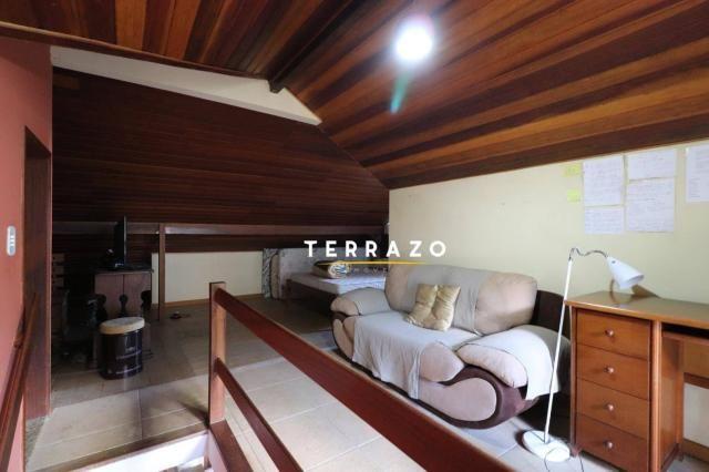 Casa com 4 dormitórios à venda, 185 m² por R$ 840.000,00 - Albuquerque - Teresópolis/RJ - Foto 11