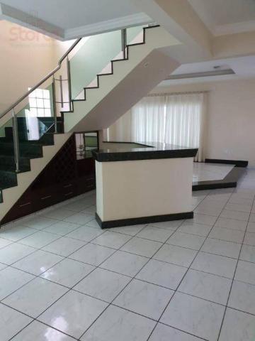 Casa estilo sobrado alto padrão em cond. fechado com 4/4 à venda, 328m² por R$ 1.460.000 - - Foto 6