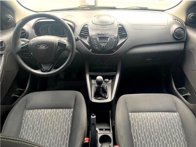 Ford Ka 1.0 se plus 12v flex 4p manual - Foto 2