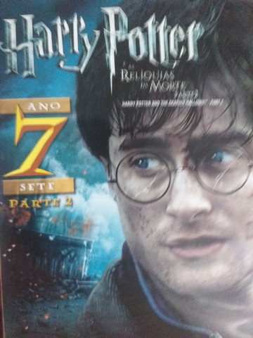 Coleção dvds Harry Potter  - Foto 3