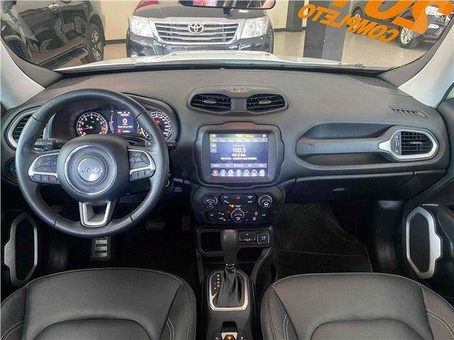 Jeep Renegade 1.8 Flex Longitude Automático 2019!!! - Foto 9