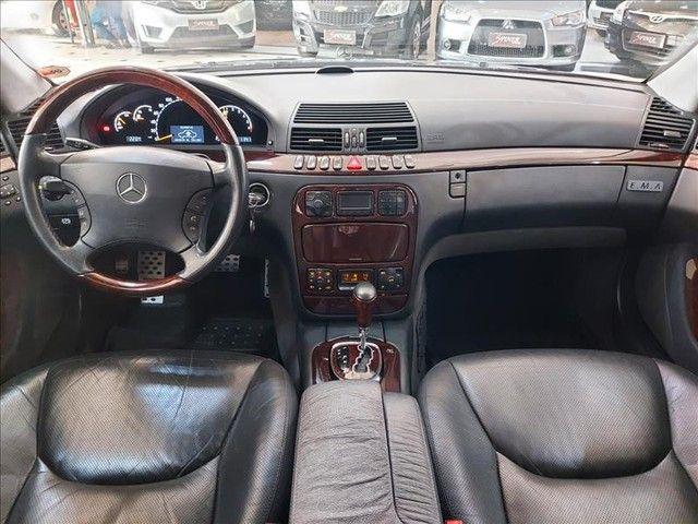 Mercedes-benz s 500 l 5.0 32v v8 - Foto 8