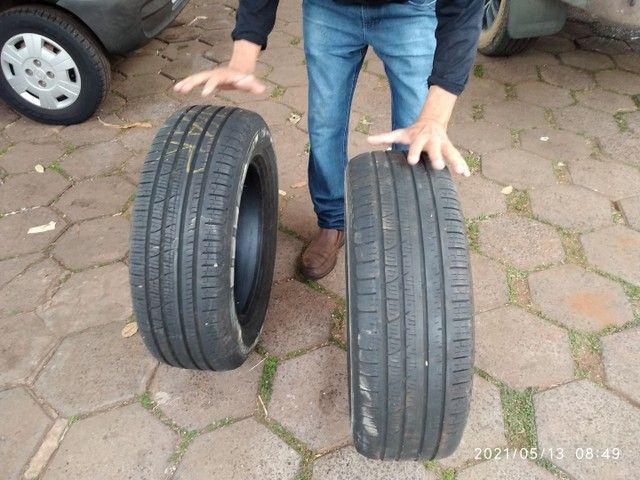 Vende se 2 pneus sem Aro e 1 com aro usados - Foto 10