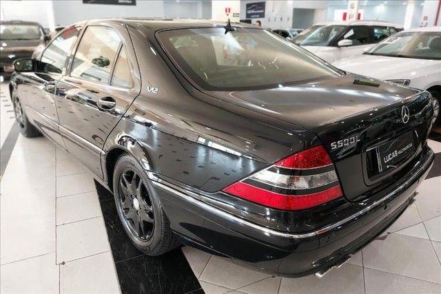 Mercedes-benz s 500 l 5.0 32v v8 - Foto 4