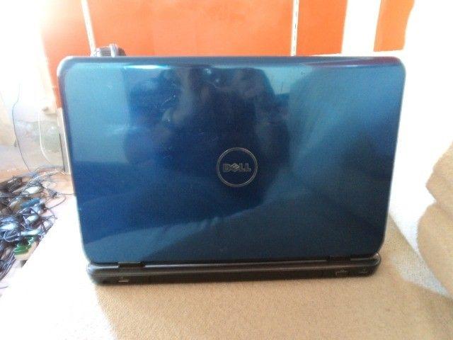 notebook Dell tela de 15 de 4gb hd-320 core i3 2.53ghz vel de i7  R$1.300 tr 9- * - Foto 6