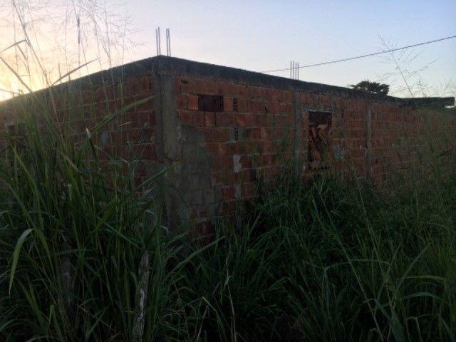 Terreno com casa em construção em ponto de laje  - Foto 4
