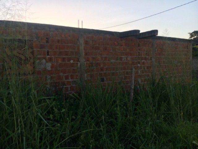 Terreno com casa em construção em ponto de laje  - Foto 6