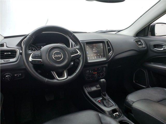 Jeep Compass 2017 2.0 16v flex longitude automático - Foto 8