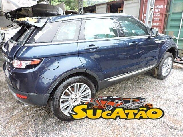 Range Rover Evoque Sucata Retirada De Peças - Foto 6