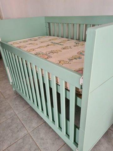 Berço + Colchão + 2 protetor de colchão R$ 650 - Foto 6