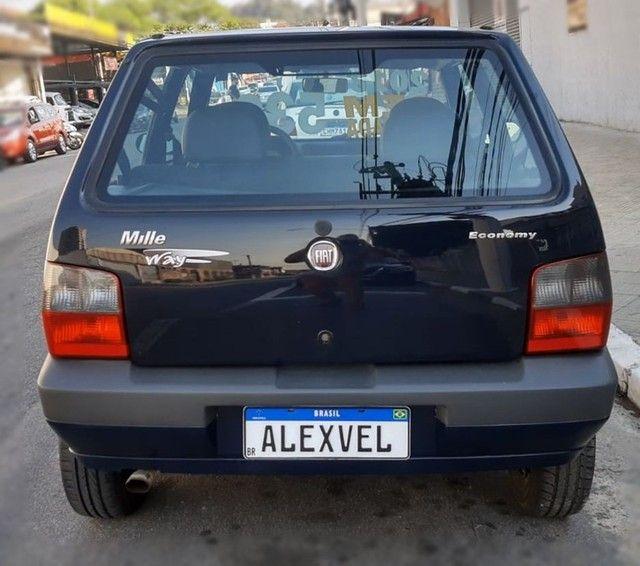 FIAT UNO 1.0 MPI MILLE WAY ECONOMY 8V - Foto 5