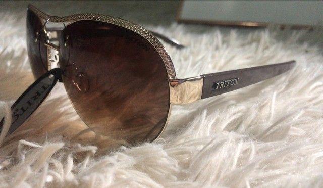 Óculos de sol da Triton Eyewar original  - Foto 2