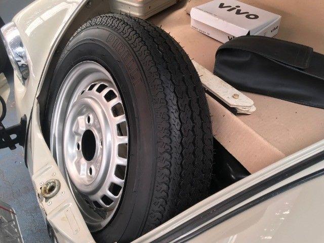 VW Fusca 1600 - Placa Preta - Colecionador - Foto 15