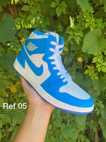 Tenis (Leia a Descrição) Nike Jordan Trad Várias Cores Novo - Foto 4