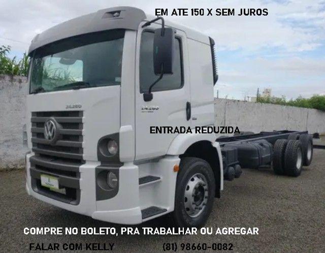 Caminhão Báu Parcelado  - Foto 14