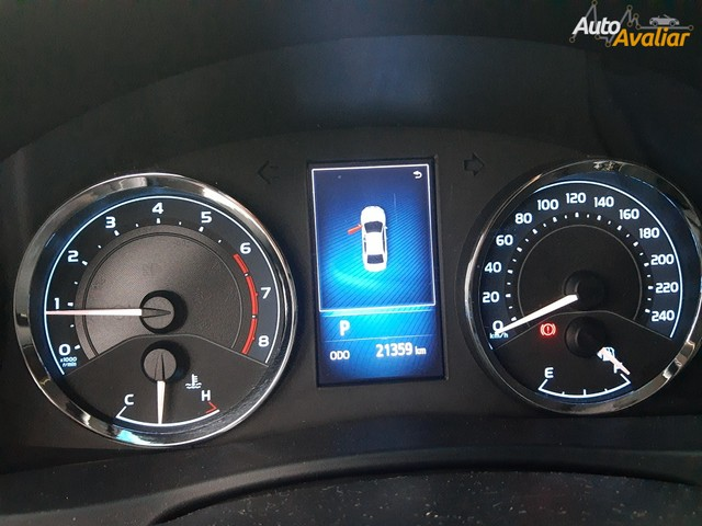 Corolla Xei 2019 km21.000 (21 9 7 1 3 0 5 2 3 3 Jonathan) - Foto 8
