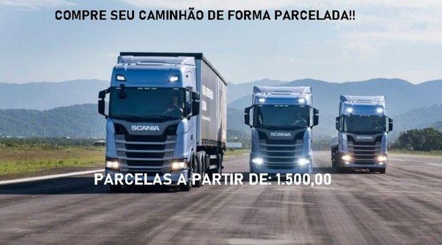Caminhão Báu Parcelado  - Foto 12