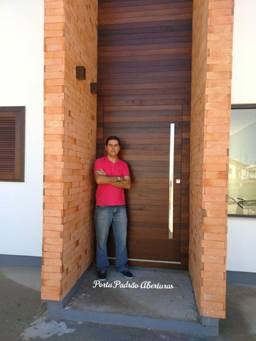 Portas Pivotante Externa - Foto 5