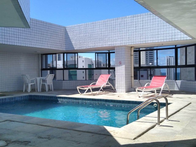 [AL2859] Apartamento Mobiliado com 2 Quartos. Em Boa Viagem !! - Foto 3