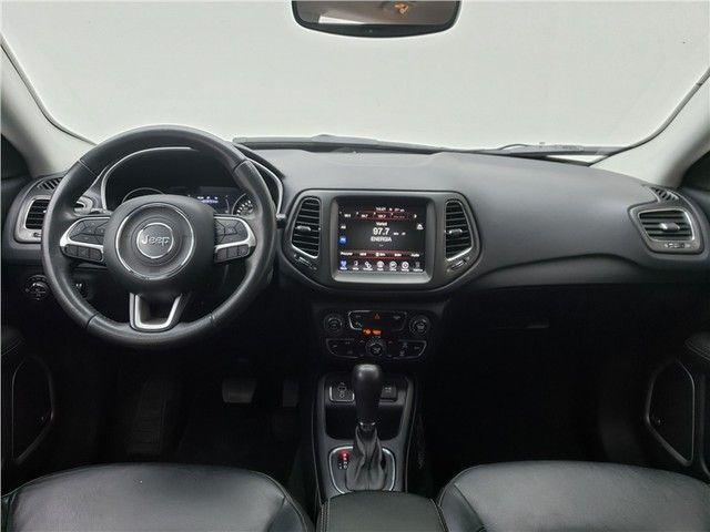 Jeep Compass 2017 2.0 16v flex longitude automático - Foto 12