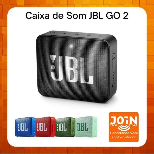 Caixa De Som JBL GO 2 Entrega Grátis Consulte Condições